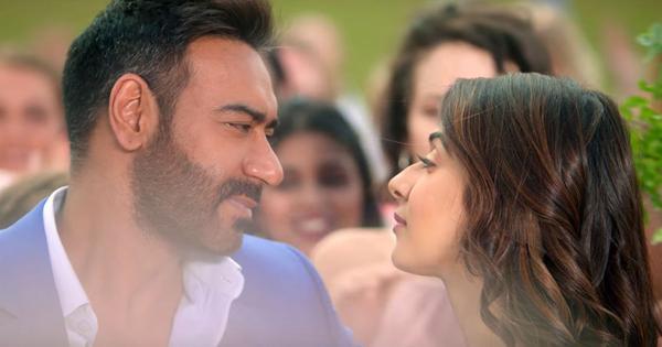 Song check: Another ode to drinking at Punjabi weddings in 'Vaddi Sharaban' from 'De De Pyaar De'