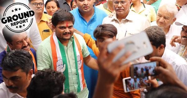From Patidar leader to star campaigner: Can Hardik Patel change Congress' fortunes in western India?