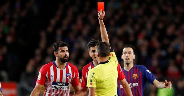 Diego Costa handed eight-match ban for abusive rant against referee, will miss rest of the season