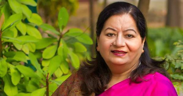 Najma Akhtar becomes Jamia Millia Islamia's first woman vice chancellor