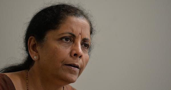 'GST collection was inadequate, will honour the compact with states,' says Nirmala Sitharaman