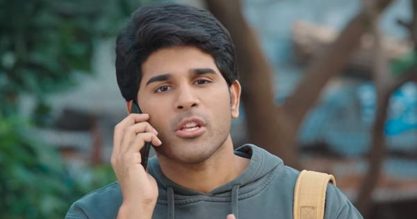 'ABCD' trailer: Allu Sirish is a bratty NRI who lands up in India