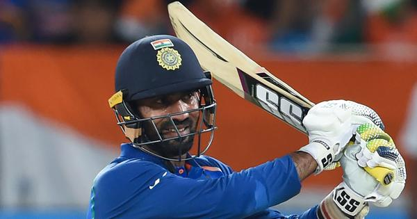 Want to help youngsters in tough situations and win matches whenever I play: Dinesh Karthik