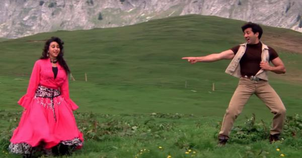 Throwback: Sunny Deol often drew a blank as a dancer, but that never stopped him from stomping
