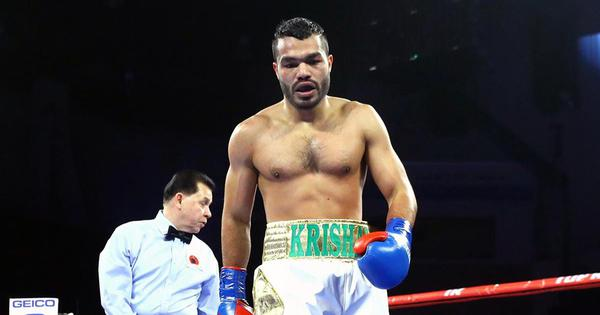 Indian boxer Vikas Krishan to fight Noah Kidd at Madison Square Garden in his second pro bout