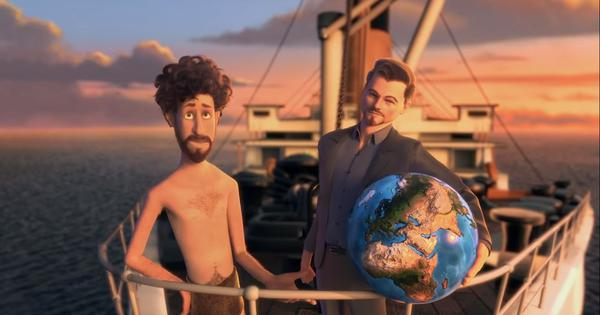 Watch rapper Lil Dicky's anthem on climate change, featuring Leonardo DiCaprio (and other stars)