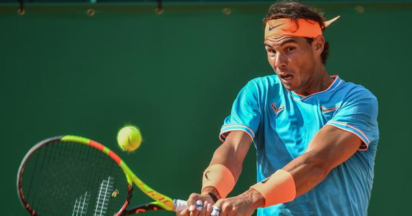 Tennis: Rafael Nadal battles past Guido Pella to reach 14th Monte Carlo Masters semi-final