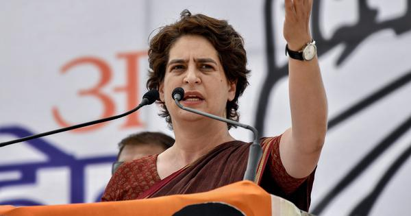 Priyanka Gandhi Vadra asked to vacate Lodhi Road bungalow by August 1