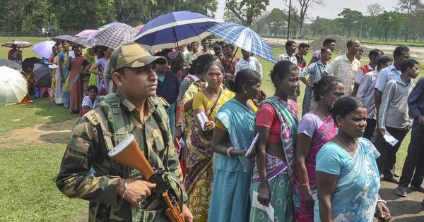 Lok Sabha elections: 'Situation in West Bengal is like Bihar 10 to 15 years ago,' says poll observer