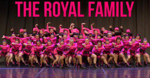 Watch: New Zealand choreography group 'The Royal Family' has an  unbelievable dance routine