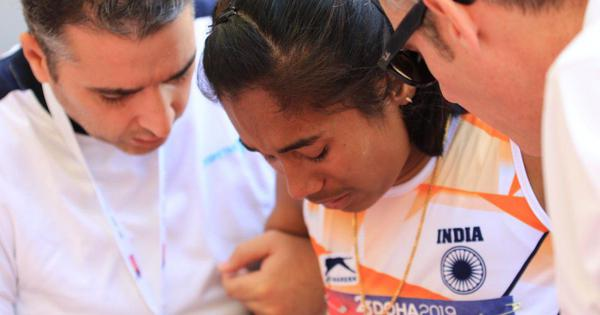 Athletics: Sprinter Hima Das ruled out World Championships with back injury