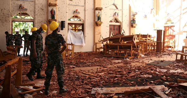 Sri Lanka: Minister says local outfit suspected of plotting blasts, government to declare emergency