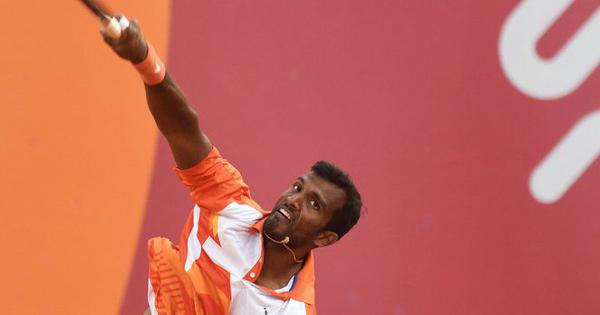 Indian tennis wrap: Sriram Balaji, Sasi Kumar start with wins; Paes out in Barcelona qualifiers