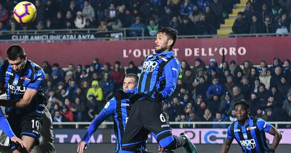 Serie A: Atalanta hand Napoli 2-1 defeat to inch closer to Champions League berth