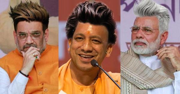 BJP leaders get spiffy new hair styles on Twitter as salon magnate Jawed Habib joins party