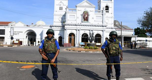 Sri Lanka suspends visa on arrival programme after serial blasts