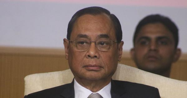 CJI urges PM to improve SC judge strength, raise retirement age of HC judges to tackle pendency: TOI