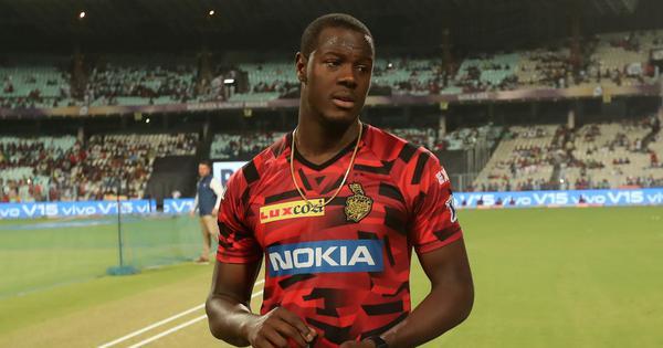 IPL 2019: Despite five consecutive defeats, Carlos Brathwaite says mood in KKR dressing room is good