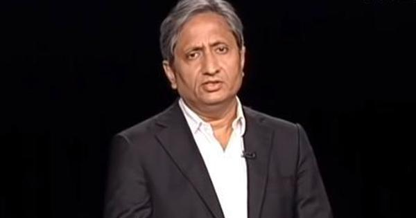 Watch: Ravish Kumar slices up Akshay Kumar's 'non-political' interview with Narendra Modi