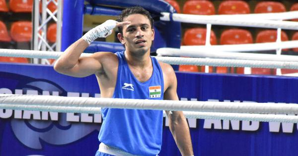 Boxing: Amit Panghal, Deepak, Chirag enter quarter-finals of World Military Games