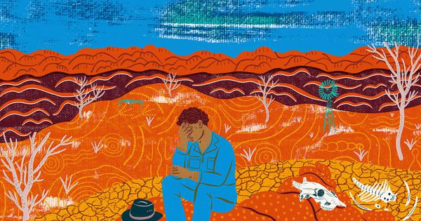 'If the land is sick, you are sick': An Aboriginal approach to mental health in times of drought