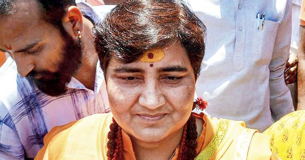 Lok Sabha polls: Pragya Thakur takes vow of silence for three days to 'atone' for hurting sentiments