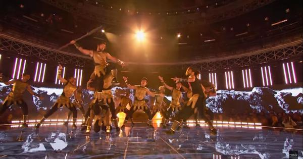 Watch: Mumbai-based group The Kings' winning performance on the US reality show 'The World of Dance'