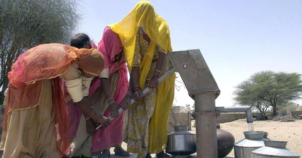In Rajasthan's Barmer, frequent droughts have left farmers disillusioned by government promises