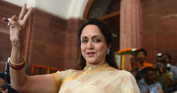 'Samosas are bad for monkeys' health': Watch MP Hema Malini's new push for the animal's safety