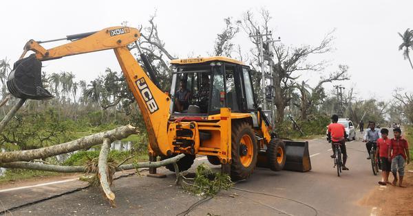 Cyclone Fani: Toll rises to 41 in Odisha