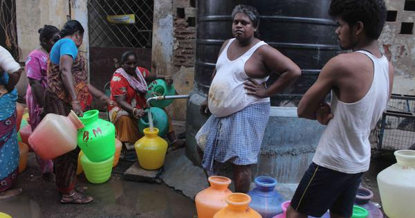 As lakes dry up, Chennai will stop receiving water from its three main sources by June