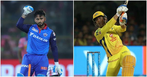 IPL 2021, Chennai Super Kings vs Delhi Capitals Live: DC off to fine start as CSK lose openers early