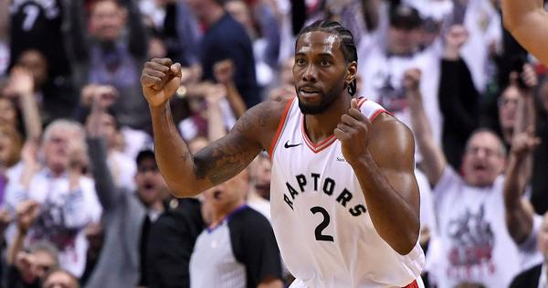 NBA playoffs: Kawhi Leonard's late show takes Toronto Raptors to the brink of first-ever finals