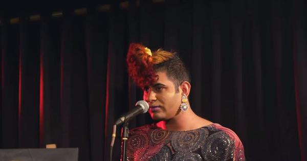 'There is no difference between silence and violence': Watch this poet's piece on gender oppression
