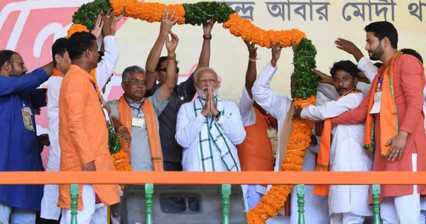 How did the BJP build organisational strength in Bengal? With (more than) a little help from the RSS