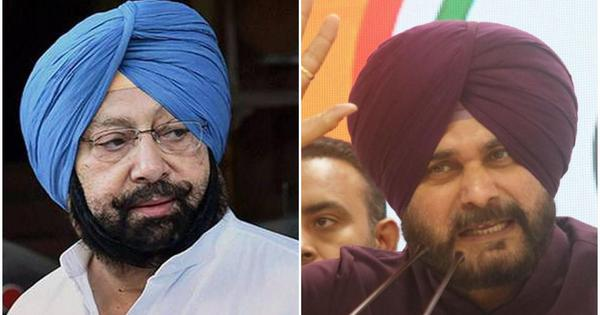 'How can a soldier refuse a job given by the general?' Amarinder Singh asks on Sidhu's resignation