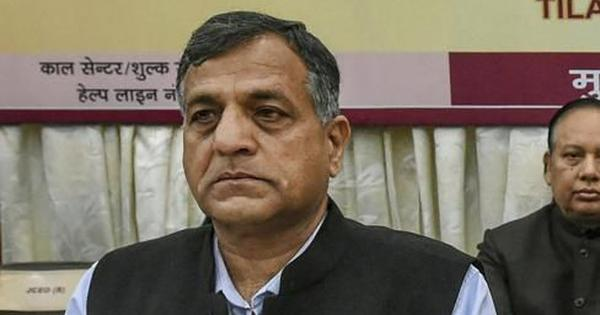 Election Commissioner Ashok Lavasa's son and sister also issued notices by tax department: Report