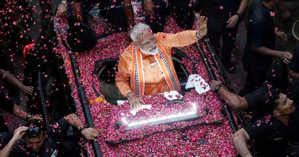 'Modi's win will see India's soul lost to a dark politics,' says 'The Guardian' editorial