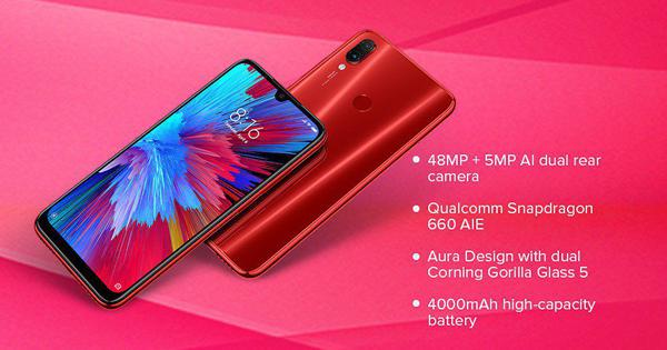 Xiaomi's Redmi Note 7S to go on sale today from 12 pm