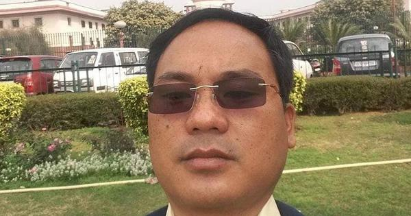 Arunachal Pradesh MLA Tirong Aboh and 10 others shot dead in Tirap district