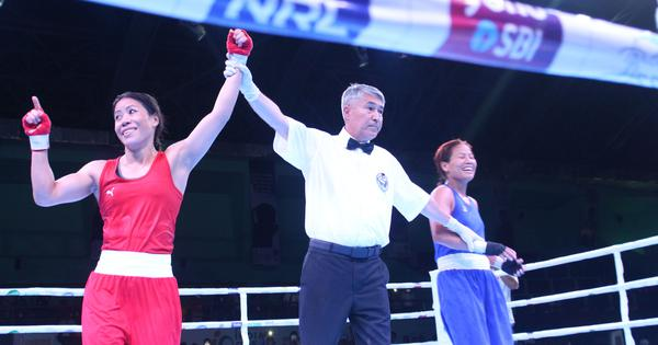 Boxing: Mary Kom to face Zareen in India Open semis, Narwal outsmarts Youth Olympic champ Agustin