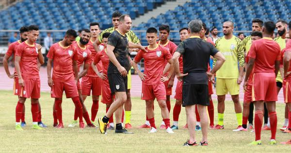 Football: India hopefuls Bheke and Fernandes confident of change in fortune under Igor Stimac
