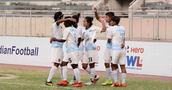Indian Women's League: Sethu FC crowned champions after 3-1 win over Manipur Police SC