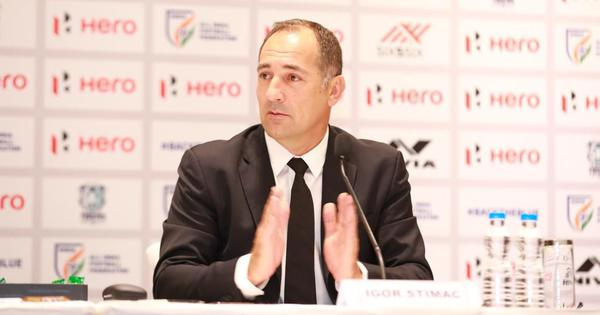 Any conflict is not helping: India coach Stimac calls for better communication over I-League tussle