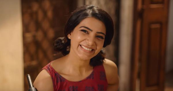'Oh Baby' teaser: Samantha Akkineni is a 20-something with a 70-year-old soul