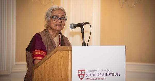 'Neither Gandhi nor Marx': Devaki Jain on the two forces that might guide India back to justice