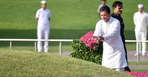 'Many democratic nations degenerated into dictatorships': Rahul Gandhi pays tribute to Nehru
