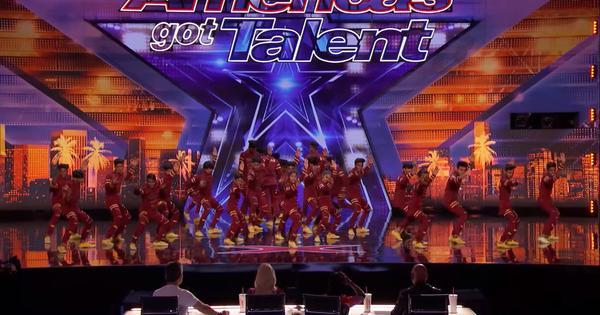 Watch: Mumbai dance group V.Unbeatable's performance stuns audiences on 'America's Got Talent'