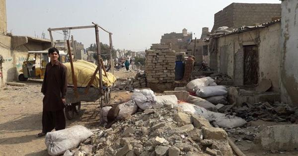 As Karachi strives to become a 'world-class' city, its most vulnerable residents pay the price