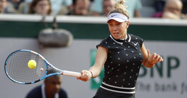 Tennis: Amanda Anisimova pulls out of US Open after father's death, condolences pour in on Twitter